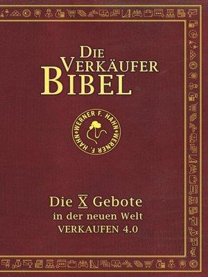 cover image of Die Verkäufer-Bibel