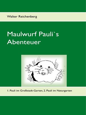 cover image of Maulwurf Pauli's Abenteuer