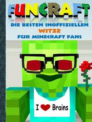 cover image of Funcraft--Die besten inoffiziellen Witze für Minecraft Fans