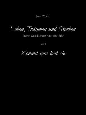 cover image of Leben, Träumen und Sterben
