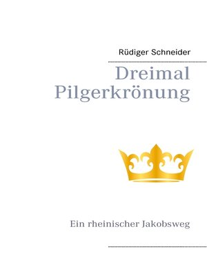cover image of Dreimal Pilgerkrönung