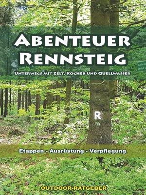 cover image of Abenteuer Rennsteig
