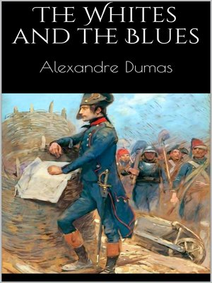 cover image of The Whites and the Blues