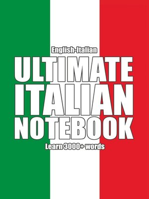 cover image of Ultimate Italian Notebook