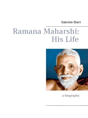 cover image of Ramana Maharshi