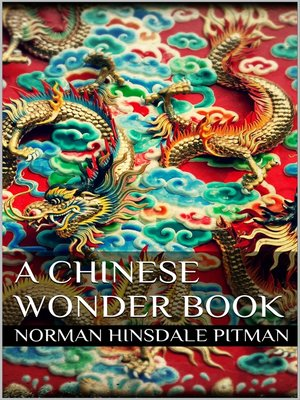 cover image of A Chinese Wonder Book