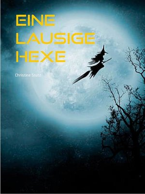 cover image of Eine lausige Hexe