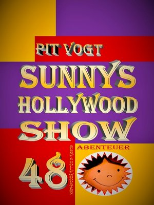 cover image of Sunny´s Hollywood Show