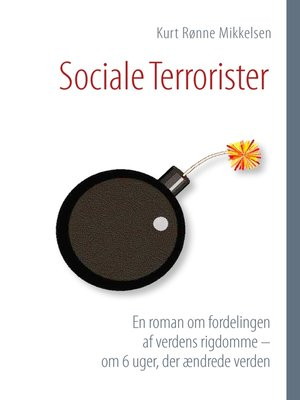 cover image of Sociale Terrorister