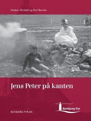 cover image of Jens Peter på kanten