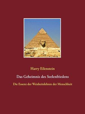 cover image of Das Geheimnis des Seelenfriedens