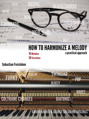 cover image of How to Harmonize a Melody
