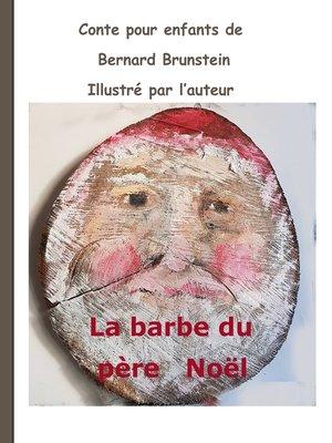 cover image of La Barbe du père Noël