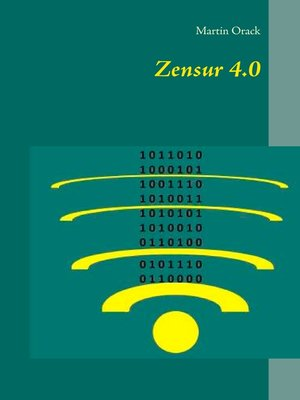 cover image of Zensur 4.0