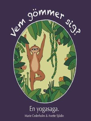 cover image of Vem gömmer sig?
