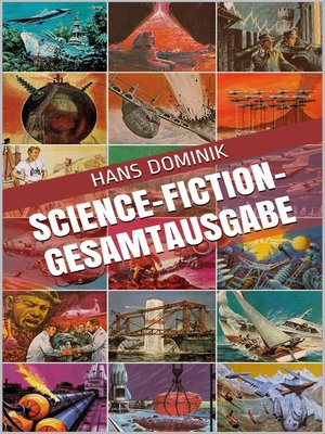 cover image of Science-Fiction-Gesamtausgabe
