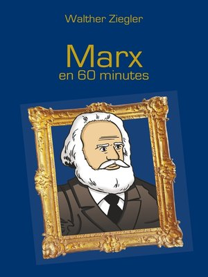 cover image of Marx en 60 minutes