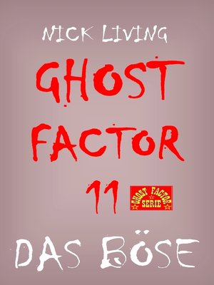 cover image of Ghost-Factor 11