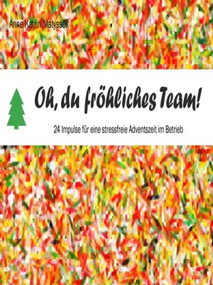 cover image of Oh, du fröhliches Team!