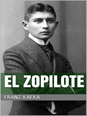 cover image of El zopilote