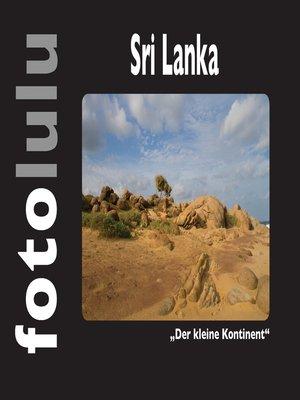 cover image of Sri Lanka