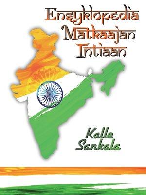 cover image of Ensyklopedia matkaajan Intiaan