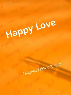 cover image of Happy Love