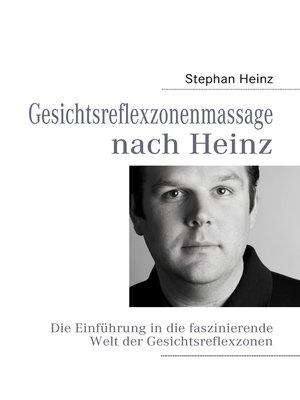 cover image of Gesichtsreflexzonenmassage nach Heinz