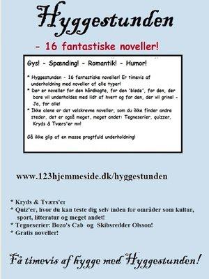 cover image of Hyggestunden--16 fantastiske noveller!