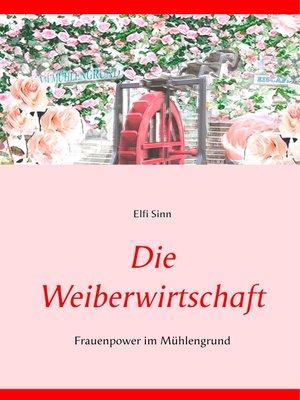 cover image of Die Weiberwirtschaft