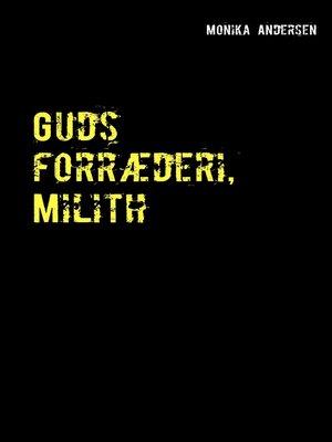 cover image of Guds forræderi, Milith