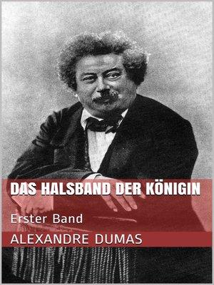 cover image of Das Halsband der Königin