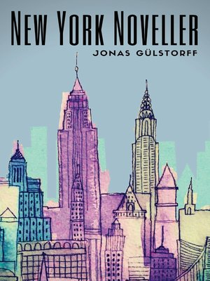 cover image of New York Noveller