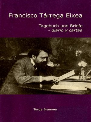 cover image of Francisco Tárrega Eixea
