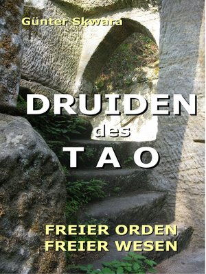 cover image of Druiden des Tao