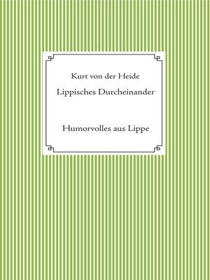 cover image of Lippisches Durcheinander