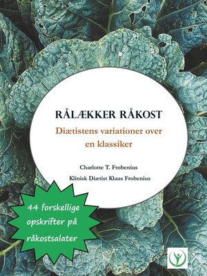 cover image of Rålækker Råkost