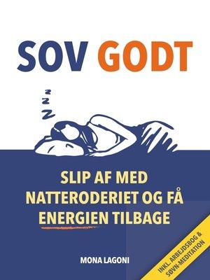 cover image of Sov Godt