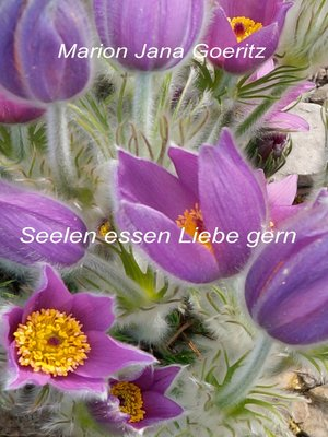 cover image of Seelen essen Liebe gern