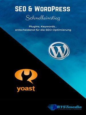 cover image of SEO & WordPress Schnelleinstieg