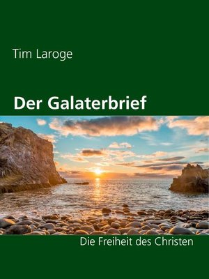 cover image of Der Galaterbrief