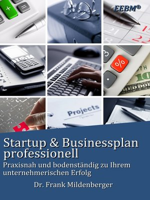 cover image of Startup & Businessplan professionell