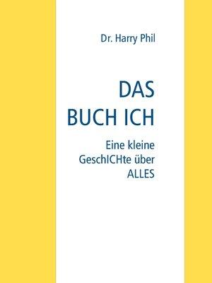 cover image of DAS BUCH ICH