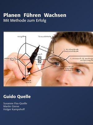 cover image of Planen Führen Wachsen
