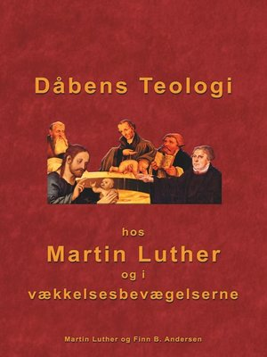 cover image of Dåbens Teologi