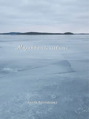 cover image of Majakkani, sieluni