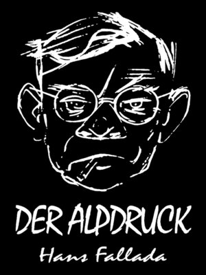 cover image of Der Alpdruck (Roman)