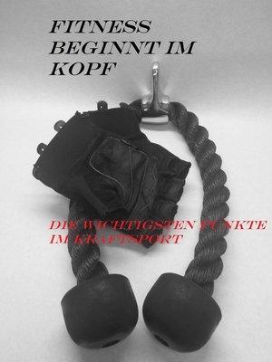 cover image of Fitness beginnt im Kopf