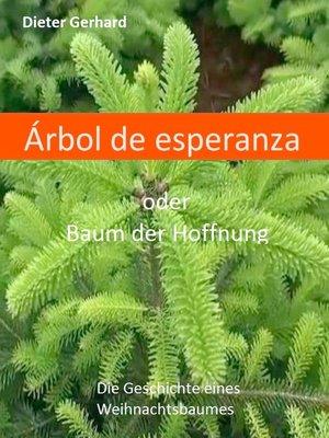 cover image of Àrbol de la esperanza