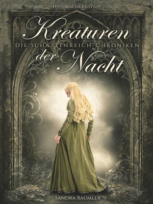 cover image of Kreaturen der Nacht